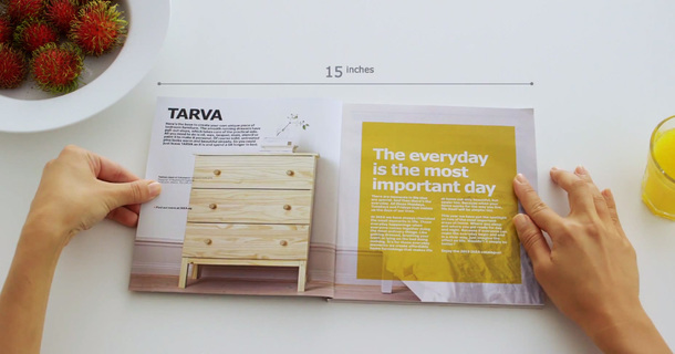 IKEA Subtly Teases Apple In Its Hilarious New Catalog Commercial